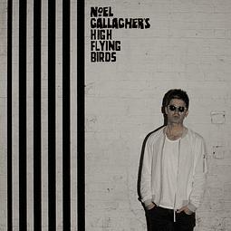 CD Noel Gallagher & High Flying Birds - Chasing Yesterday