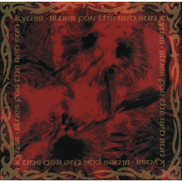 CD Kyuss – Blues For The Red Sun