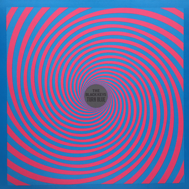 CD The Black Keys – Turn Blue