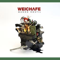 Vinilo Weichafe – Mundo Hostil