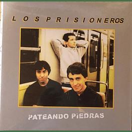 Vinilo Los Prisioneros – Pateando Piedras