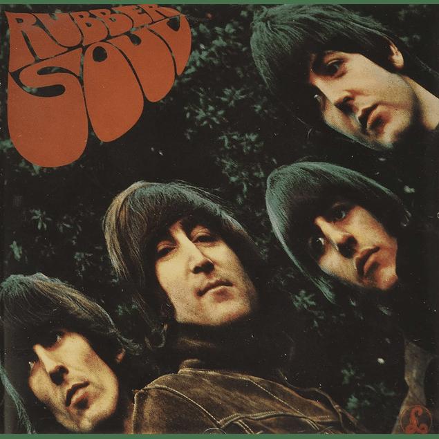 Vinilo The Beatles – Rubber Soul