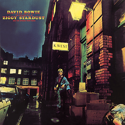 Vinilo David Bowie ‎– The Rise And Fall Of Ziggy Stardust And The Spiders From