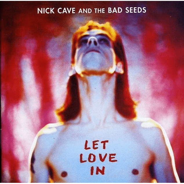 Vinilo Nick Cave And The Bad Seeds ‎– Let Love In