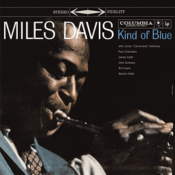 Vinilo Miles Davis ‎– Kind Of Blue