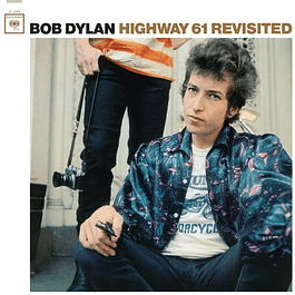 Vinilo Bob Dylan ‎– Highway 61 Revisited