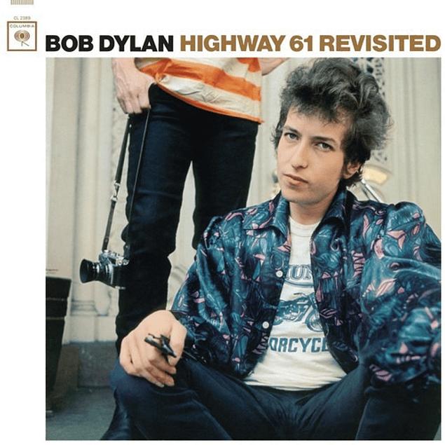 Vinilo Bob Dylan – Highway 61 Revisited