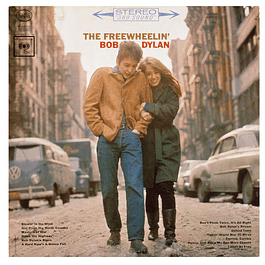 Vinilo Bob Dylan ‎– The Freewheelin' Bob Dylan