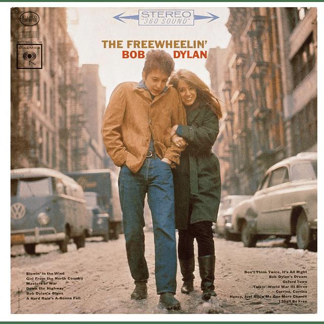 Vinilo Bob Dylan – The Freewheelin' Bob Dylan