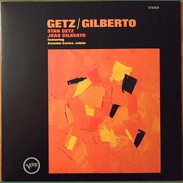 Vinilo Stan Getz, Joao Gilberto Featuring Antonio Carlos Jobim – Getz / Gilberto