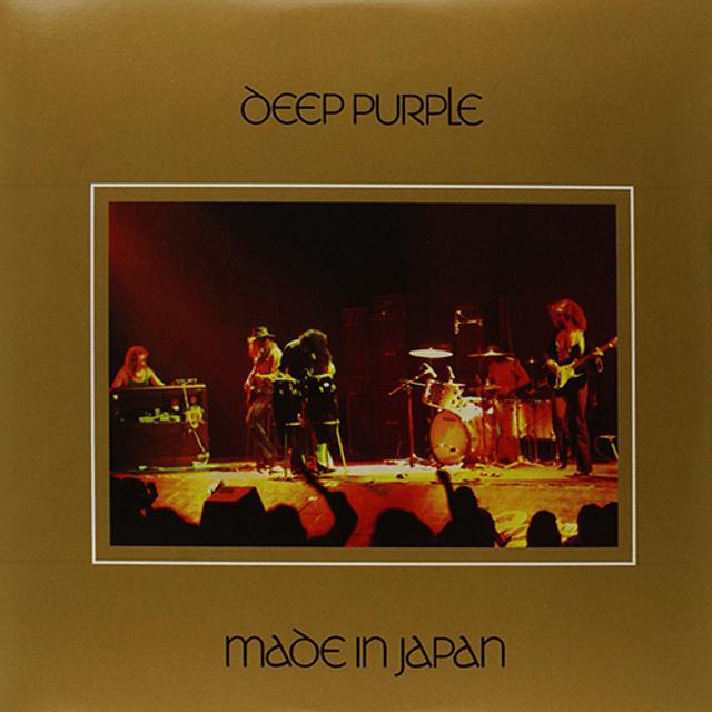 "Vinilo ""2LP"" Deep Purple – Made In Japan"