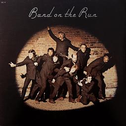Vinilo Paul McCartney & Wings – Band On The Run