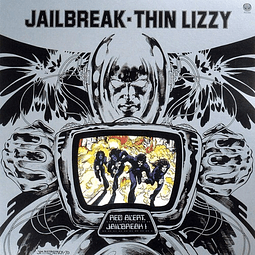 Vinilo Thin Lizzy – Jailbreak