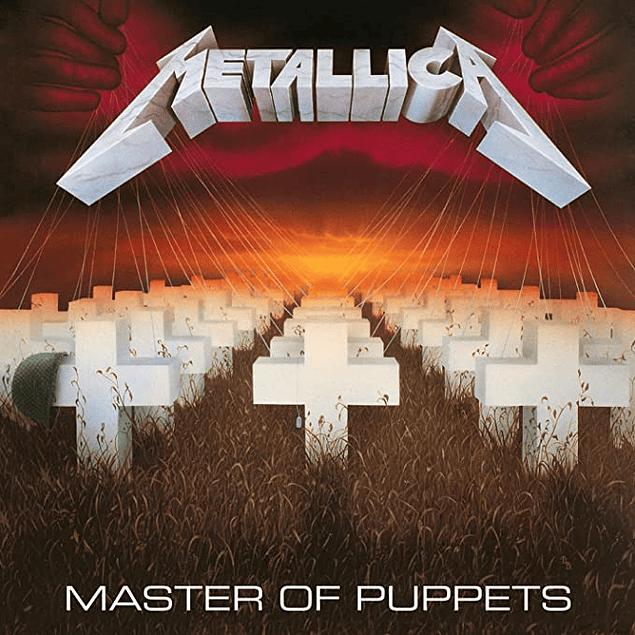 Vinilo Metallica – Master Of Puppets