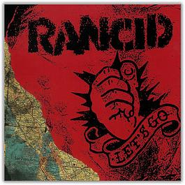Vinilo Rancid – Let's Go