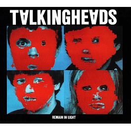 Vinilo Talking Heads ‎– Remain In Light