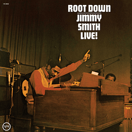 Vinilo Jimmy Smith ‎– Root Down - Jimmy Smith Live!