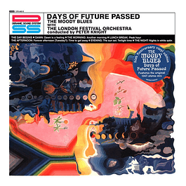 Vinilo The Moody Blues ‎– Days Of Future Passed