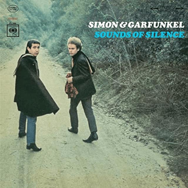 Vinilo Simon & Garfunkel – Sounds Of Silence