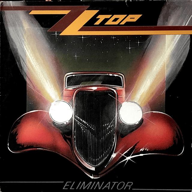 Vinilo ZZ Top – Eliminator