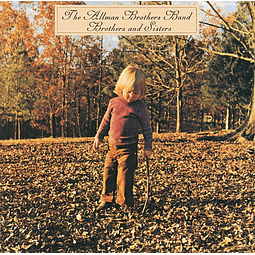 Vinilo The Allman Brothers Band ‎– Brothers And Sisters