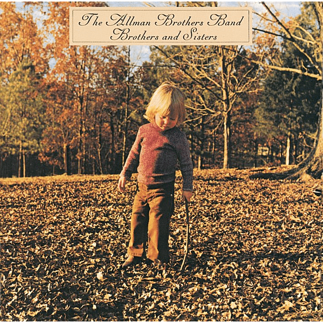 Vinilo The Allman Brothers Band – Brothers And Sisters