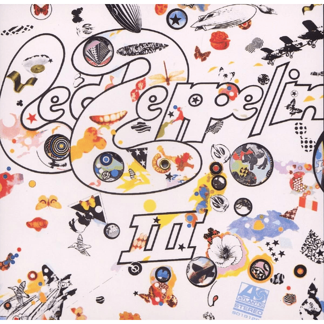 Vinilo Led Zeppelin – Led Zeppelin III