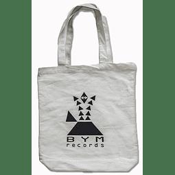 Totebag BYM Records logo