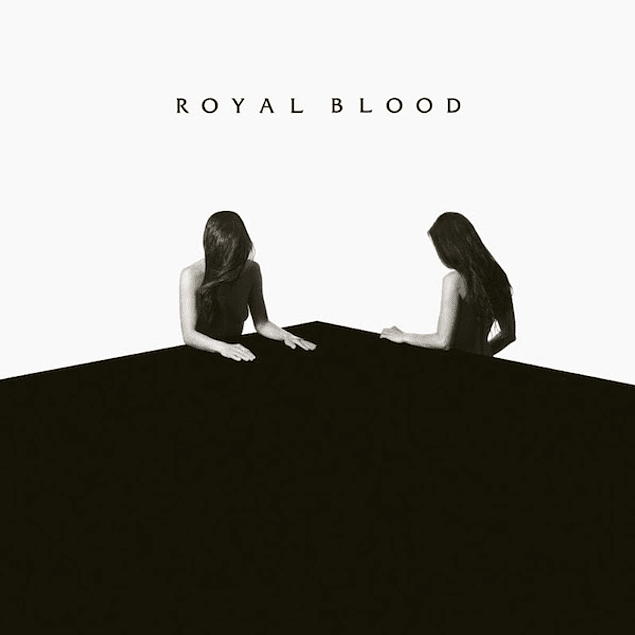 CD Royal Blood ‎– How Did We Get So Dark?