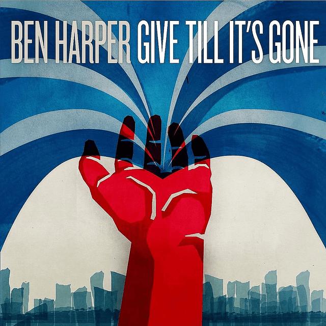 CD Ben Harper – Give Till It's Gone