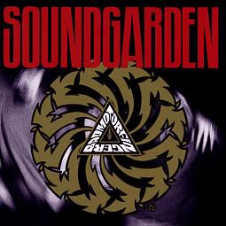 CD Soundgarden – Badmotorfinger