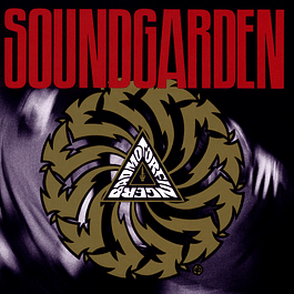 CD Soundgarden ‎– Badmotorfinger