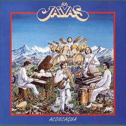 CD Los Jaivas – Aconcagua
