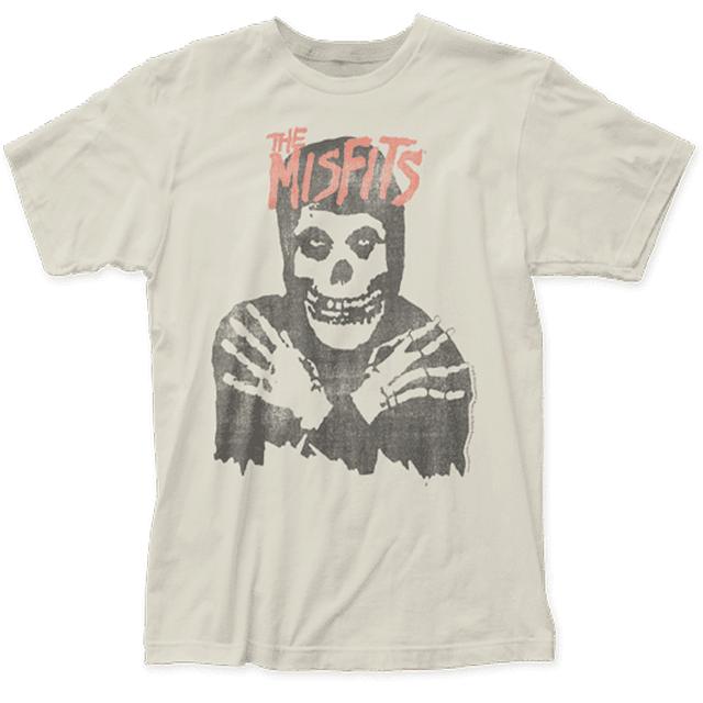 Polera Unisex Misfits Distressed Skull