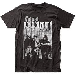 Polera Unisex Velvet Underground With Nico