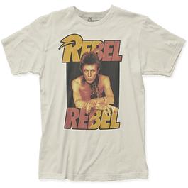 Polera Oficial Unisex Bowie Rebel Rebel