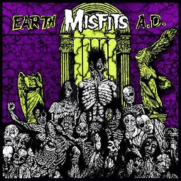 Vinilo Misfits – Earth A.D. / Wolfs Blood