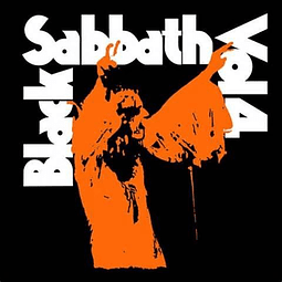 Vinilo Black Sabbath ‎– Vol 4