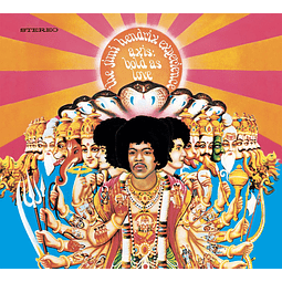 Vinilo The Jimi Hendrix Experience ‎– Axis: Bold As Love
