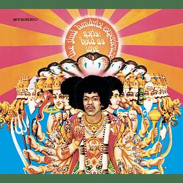 Vinilo The Jimi Hendrix Experience – Axis: Bold As Love