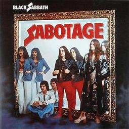 Vinilo Black Sabbath – Sabotage
