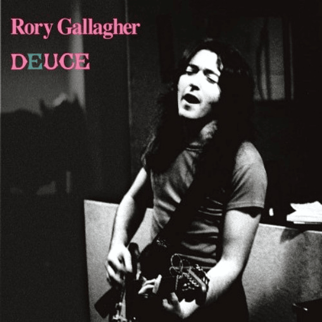 Vinilo Rory Gallagher ‎– Deuce