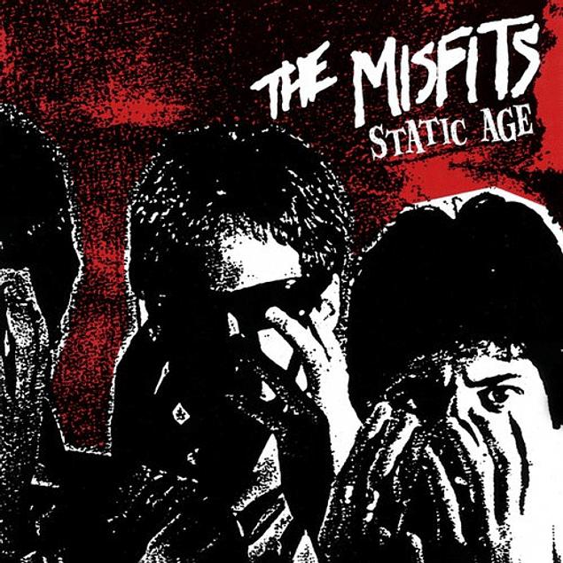 Vinilo The Misfits – Static Age
