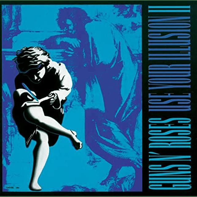 "Vinilo ""2LP"" Guns N' Roses – Use Your Illusion II"