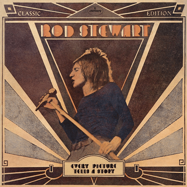 Vinilo Rod Stewart – Every Picture Tells A Story