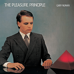 Vinilo Gary Numan ‎– The Pleasure Principle