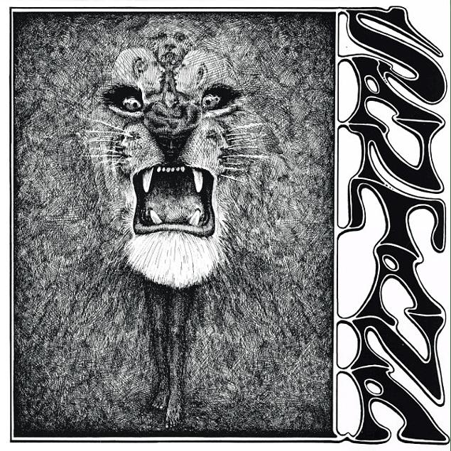 Vinilo Santana – Santana