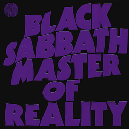 Vinilo Black Sabbath ‎– Master Of Reality