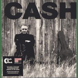 Vinilo Johnny Cash – American II: Unchained