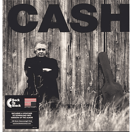 Vinilo Johnny Cash ‎– American II: Unchained